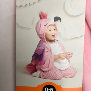 Other - Infant Flamingo costume 0-6 months
